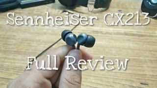 sennheiser cx213 earphones review and comparison with the sennheiser cx180 final verdict episode 13