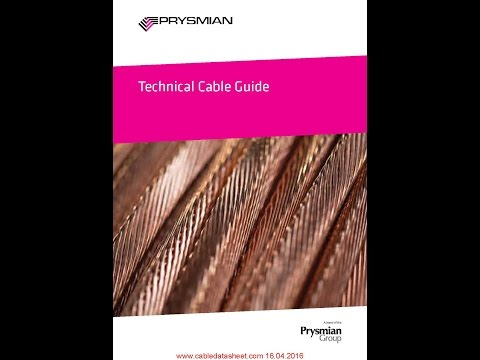 Prysmian Technical Cable Guide