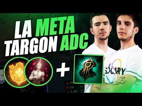 TEAM SOLARY - LA META DOUBLE TARGON BOTLANE