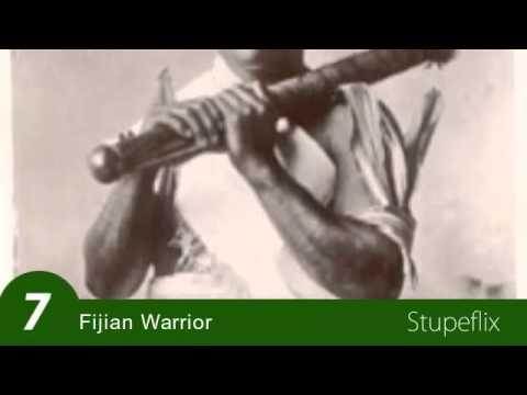 WARRIORS OF FIJI. THE IDENTITY.