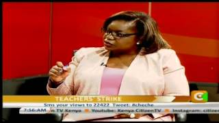 Cheche: Teachers Strike