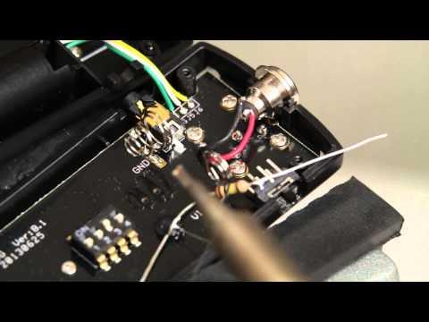 Quick Hacks: Modding the Yongnuo RF-603 Wireless Flash Trigger