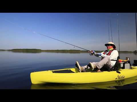 Florida Travel: How To Go Kayak Fishing