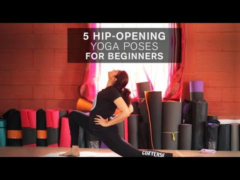 5 Hip-Opening Yoga Poses for Beginners