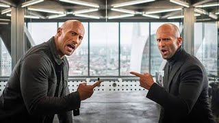 fast and furious Hobbs and shaw Hobbs fall in building ( 01/10)