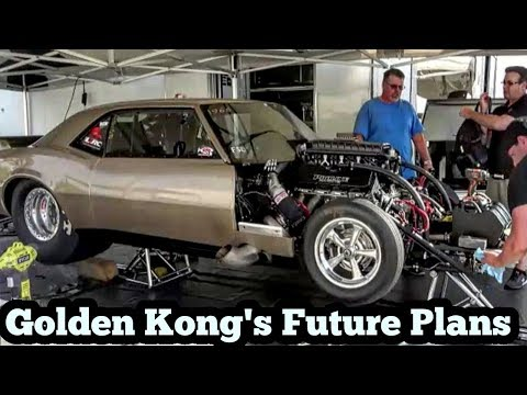Golden Kong in the Future Street Outlaws Plans Discussed