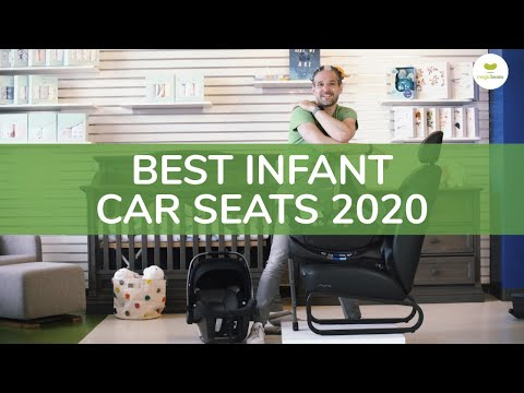 Best Infant Car Seats 2020 | Nuna Pipa Series, Clek Liing, Doona, Cybex Cloud Q, UPPAbaby Mesa