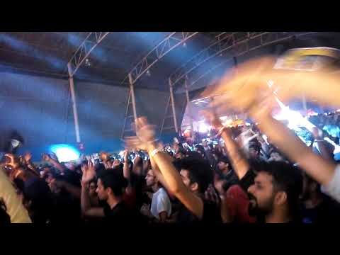 City slums Divine rajakumari live performance weekender pune 2017