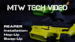 What the Tech?!?! MTW Series: REAPER Installation - Hop-Up Swap-Up