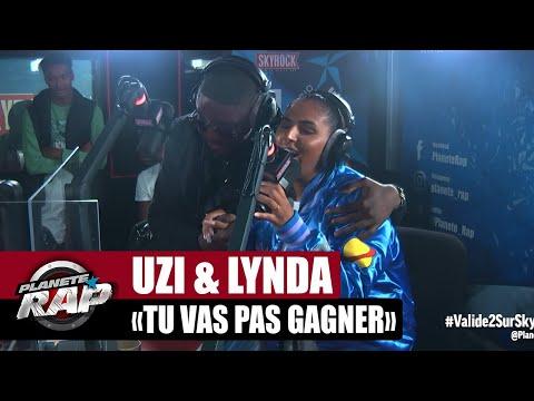 Youtube: Uzi feat. Lynda«Tu vas pas gagner» #PlanèteRap