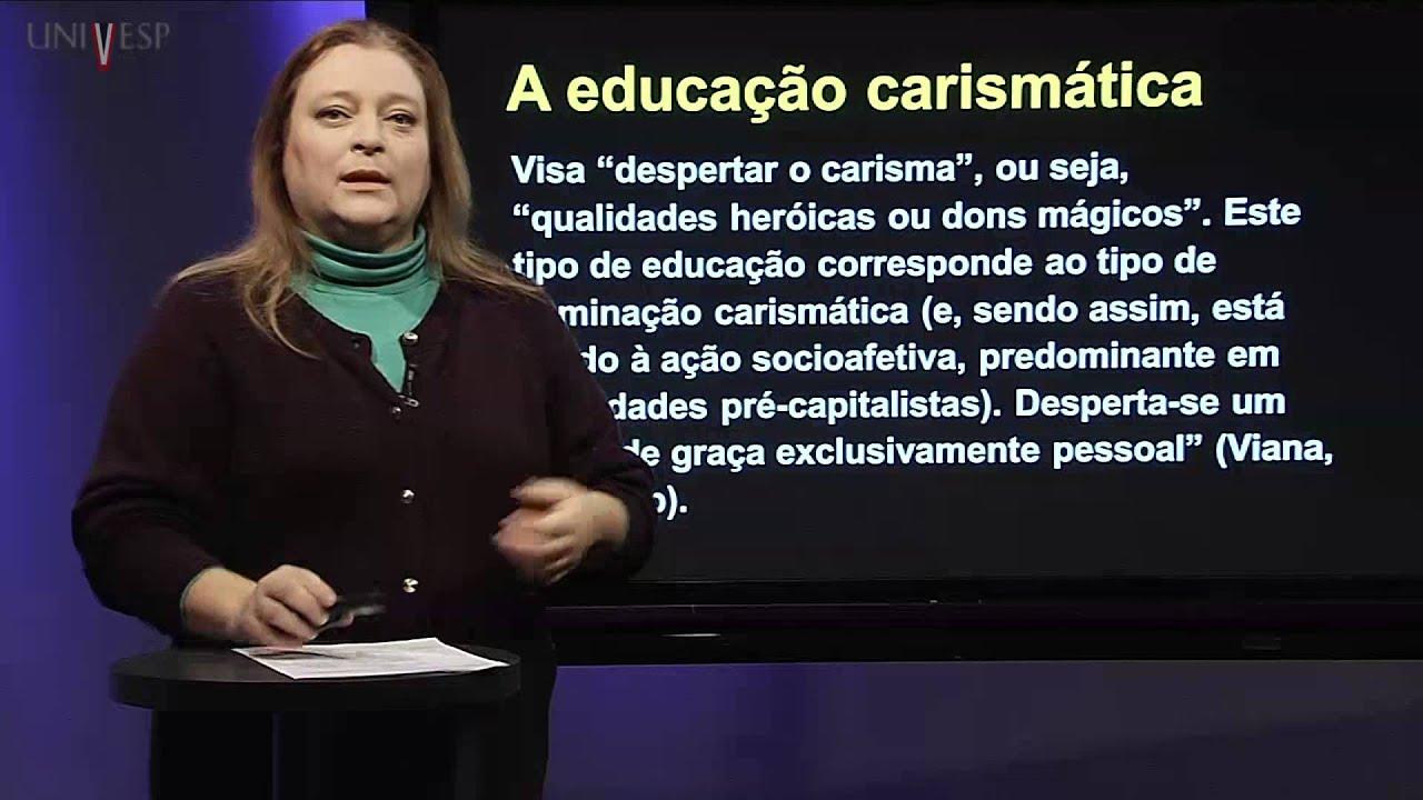 Sociologia da Educação - Aula 3 - Clássicos da Sociologia - Weber ... 9626486f87d17