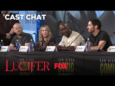 Comic-Con Panel Highlights | LUCIFER