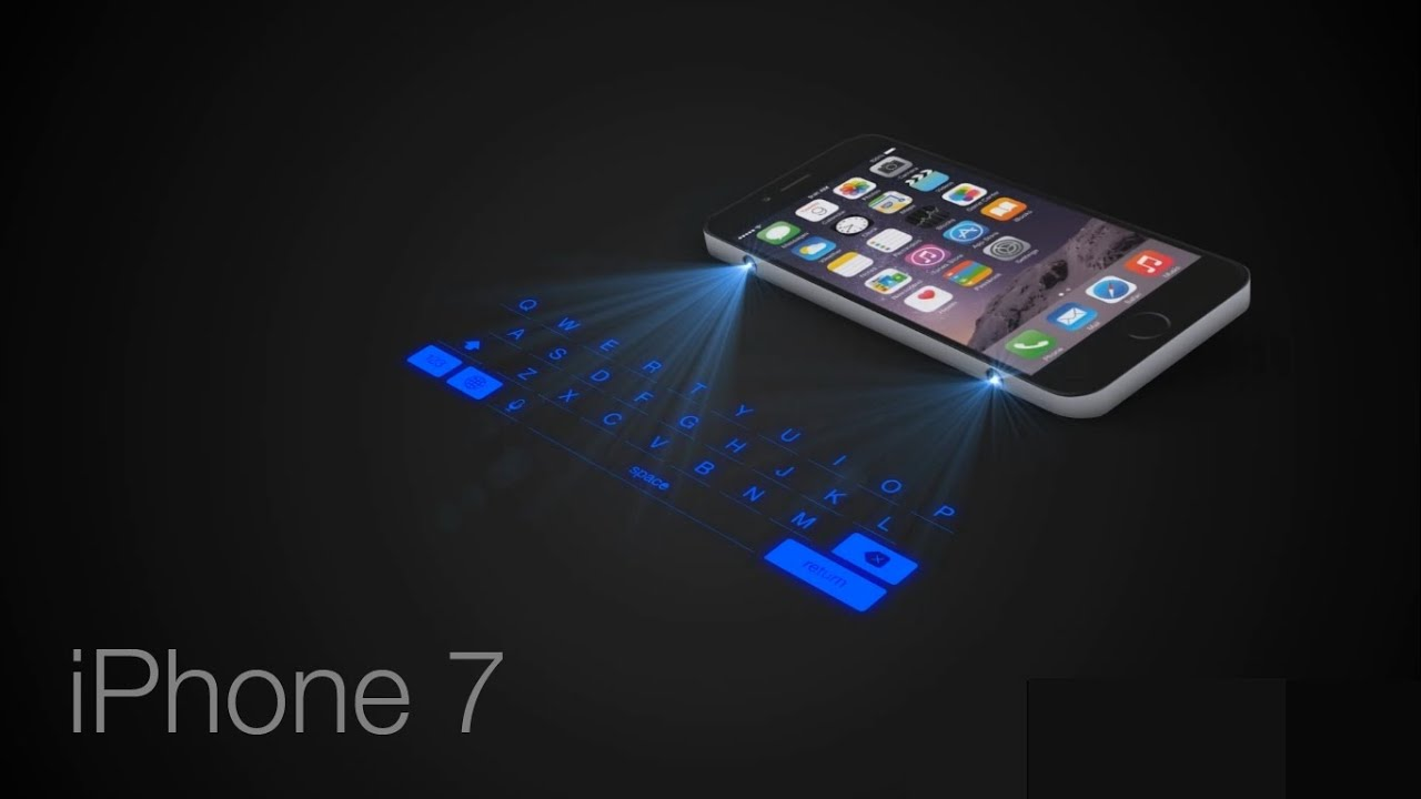 iPhone 7  Concept Trailer 2016  YouTube