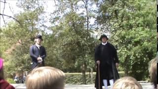 Patrick Henry and Thomas Jefferson Q&A