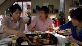 NEW COMING CENTURY CM! 肉パンでつくろう! credits: ebarafoods.com.