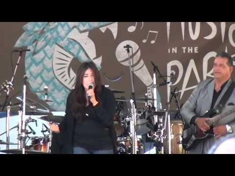 Darcie Green at Music in the Park