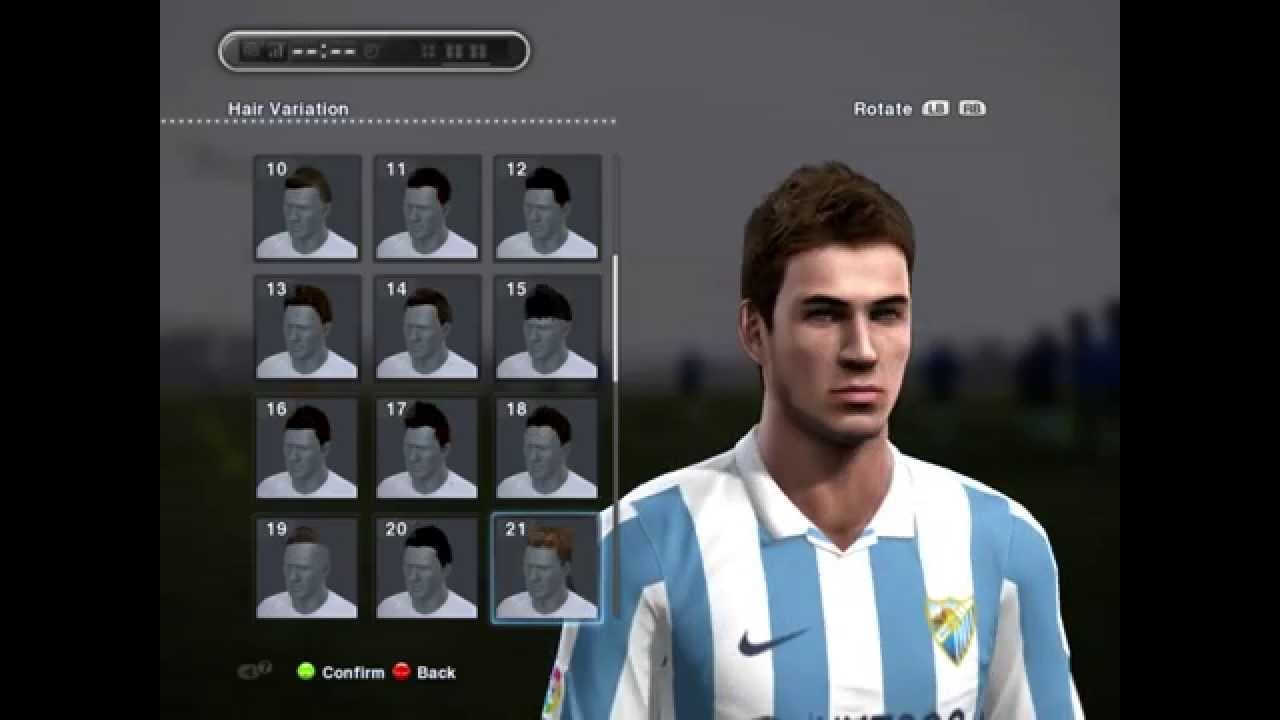 New Hairstyles For Pes 2013 YouTube