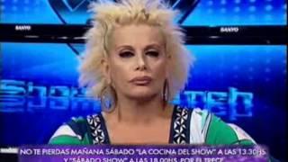 Showmatch 2010 - Vanina Escudero Vs. Carmen Barbieri