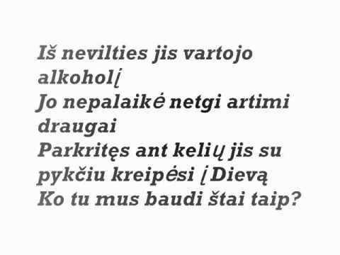 amniamnyz - vėžys lyrics