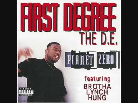 First Degree The D.E. - Time
