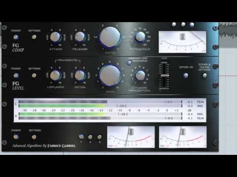 Slate Digital VIRTUAL BUSS COMPRESSORS Tutorial - Included in