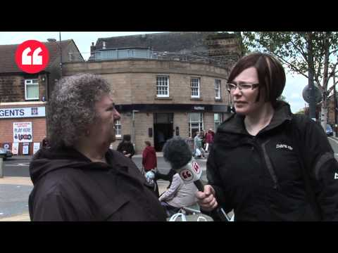 VOXPOP about Hoyland Town Centre - FILMED BY WE ARE BARNSLEY