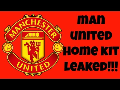 Manchester United HOME KIT LEAKED IN STORE!