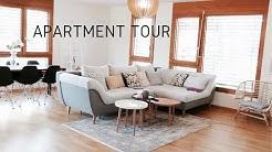 APARTMENT TOUR ! LOGEMENT EN SUISSE part 1