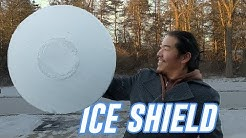ICE SHIELD bulletproof? (And a question about gun content)