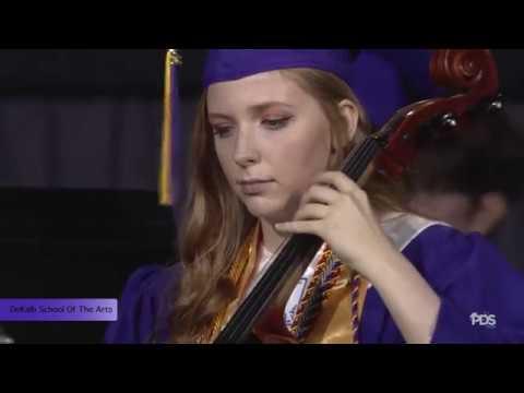 DeKalb School Of The Arts Graduation 2018