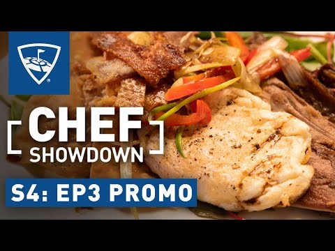 Chef Showdown | Season 4: Episode 3 Promo | Topgolf