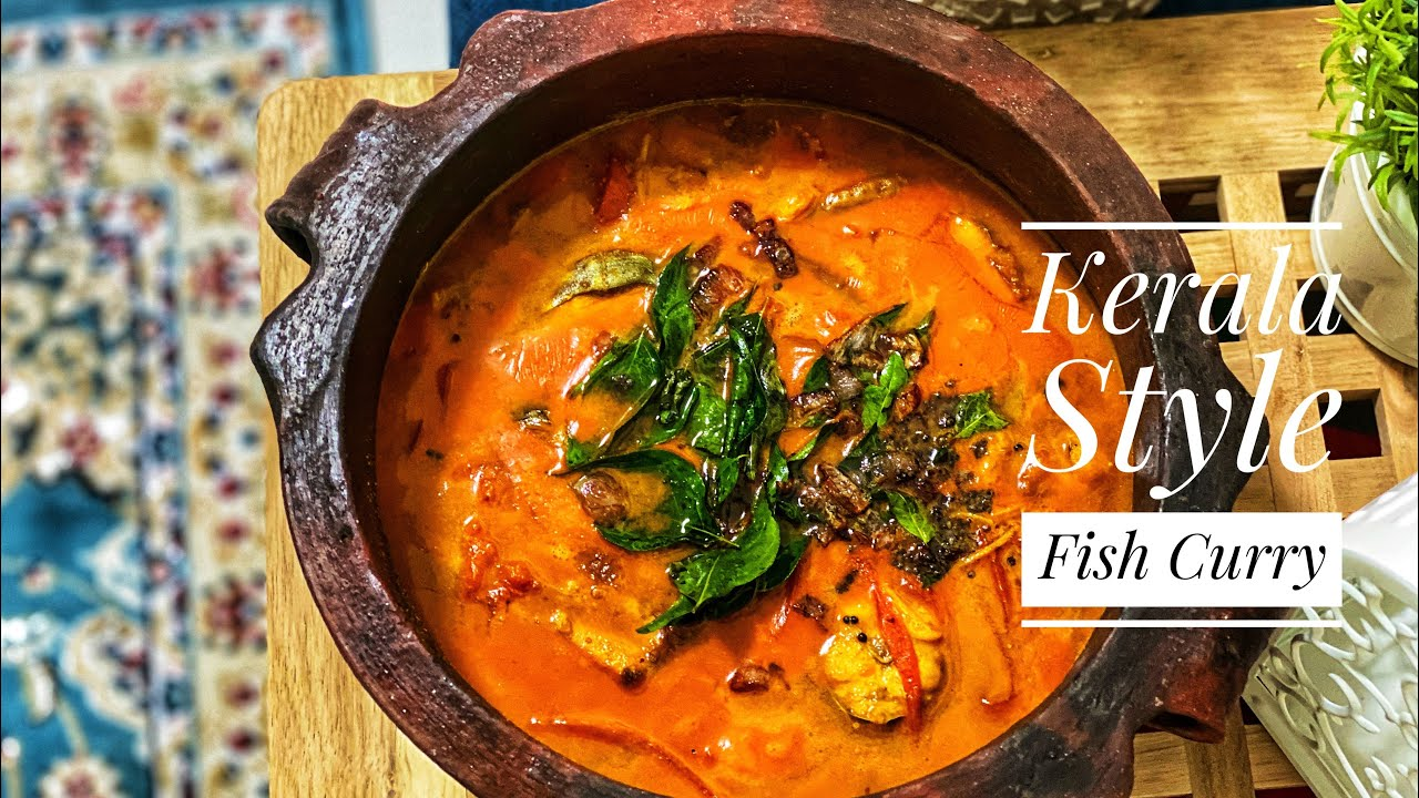 Kerala Style Fish Curry || Seafood || Nims Innovations