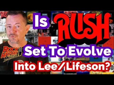 Rush Could Evolve into Lee-Lifeson But Who Would Drum? Mp3