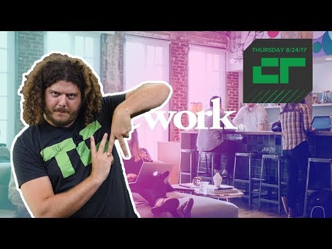 WeWork Gets a $4.4 Billion Investment from SoftBank | Crunch Report