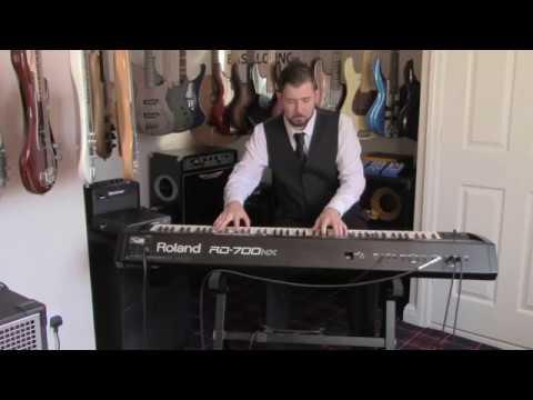 Sunshine on Leith : The Proclaimers (Piano) : Jonathan Hallyburton