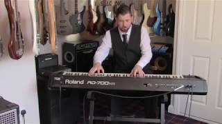 Sunshine on Leith : The Proclaimers (Piano) : Jonathan Hallyburton