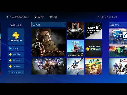 How to Install Media player to PS4 (2019)