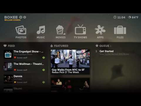 How to Use Boxee