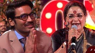 usha-uthup-and-dhanush-sing-kolavari-di-song