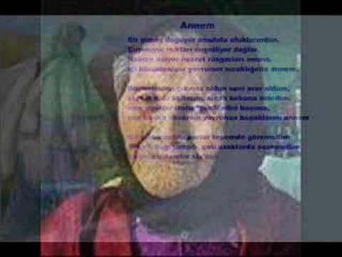 bedirhan gökçe annem şiir azeri