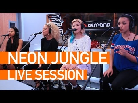 Neon Jungle - Trouble - Live Session