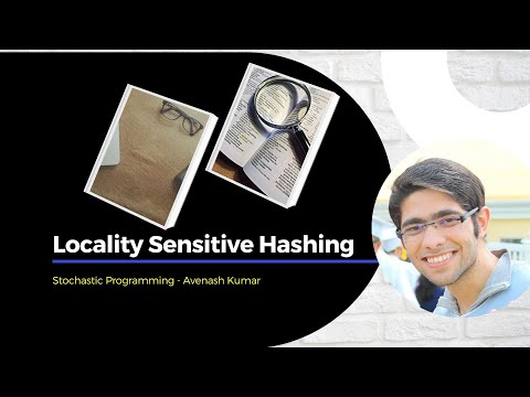 Locality Sensitive Hashing (LSH)