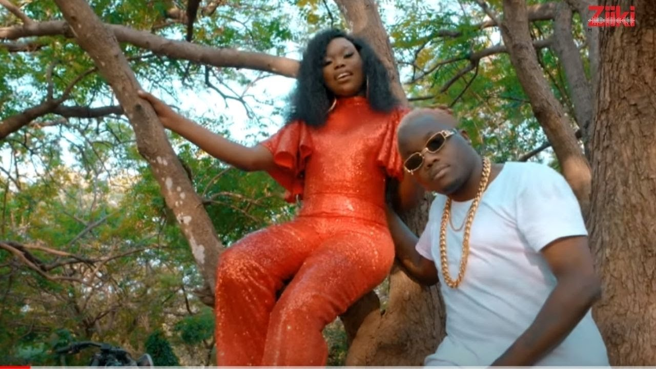 Download Dully Sykes Feat. Maua Sama - Naanzaje (Official Video)