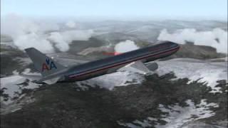 American Airlines 767-300 Flight 721 MXP- JFK (FS2004)