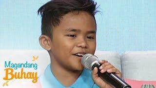 Magandang Buhay: Francis' message for his family