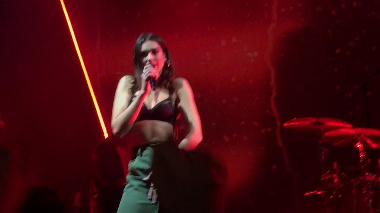 Download Dua Lipa - Intro/Hotter Than Hell - Brighton Dome 05/10/17