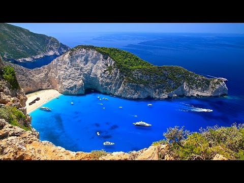 Zakynthos Island Vacation - Best Places to Visit in Greece HD