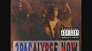 2PAC- If My Homie Calls (Instrumental)