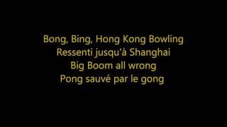 Repeat youtube video Dimie Cat- Ping pong lyrics/paroles (Aperol spritz advertisement song)