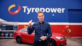Tyrepower TVC - Get the power of Tyrepower no matter what car you drive